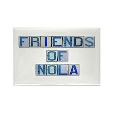 Friends of NOLA Rectangle Magnet