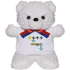 Unique Dance wear Teddy Bear