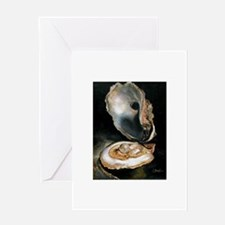 Cute Oyster Greeting Card