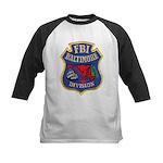 FBI Baltimore Division Kids Baseball Jersey