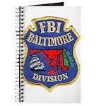 FBI Baltimore Division Journal