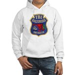 FBI Baltimore Division Hooded Sweatshirt