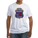 FBI Baltimore Division Fitted T-Shirt