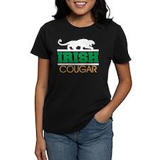 Irish Cougar Tee