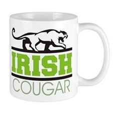 Irish Cougar Mug
