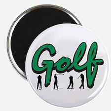 Golf Design II Magnet