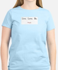 Live. Love. Be.