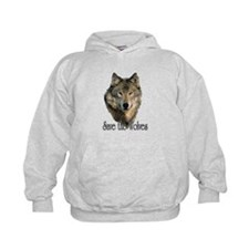 Save Wolves Hoody