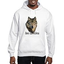 Save Wolves Hoodie