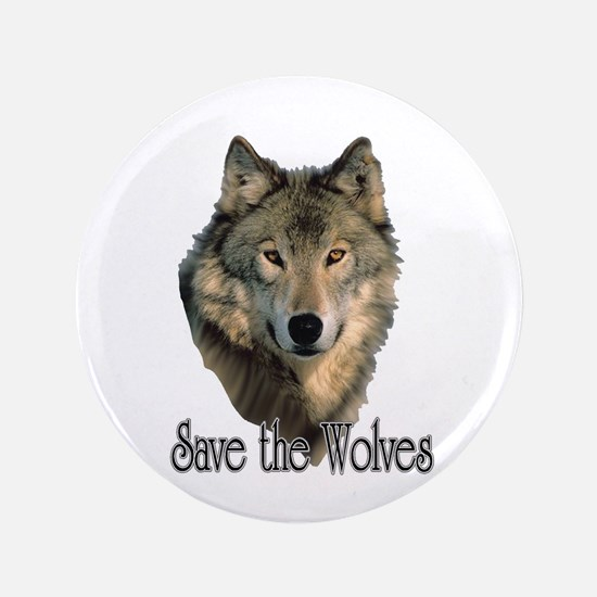 "Save Wolves 3.5"" Button"
