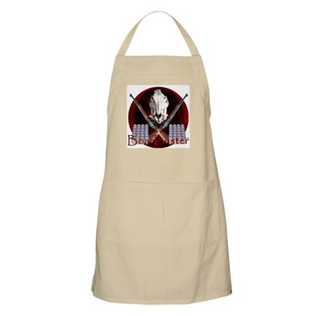 Boar Buster BBQ Apron