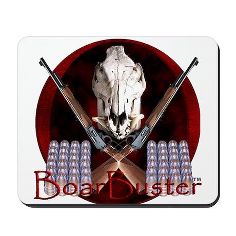 Boar Buster Mousepad