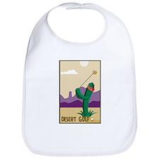 Desert Golf  Bib
