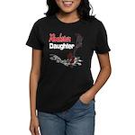 Rockstar Daughter Women's Dark T-Shirt