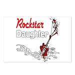 Rockstar Daughter Postcards (Package of 8)