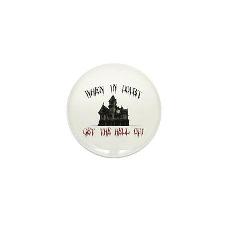 Ghosts Mini Button