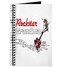 Rockstar Grandma Journal