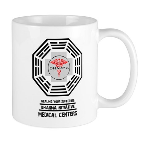 Dharma Medical Center Mug