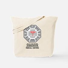 Dharma Medical Center Tote Bag