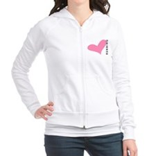 <3 Running Fitted Hoodie