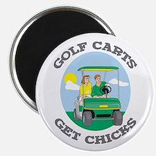 Golf Carts Get Chicks Magnet