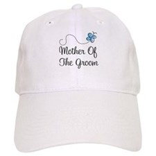 Pretty Mother Of The Groom Baseball Cap