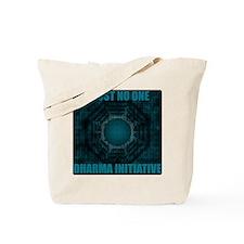 Trust No One - Dharma Num 2 Tote Bag