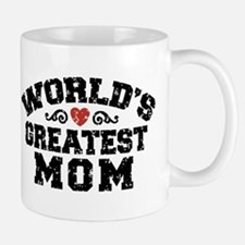 World's Greatest Mom Small Small Mug