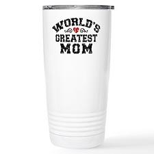 World's Greatest Mom Travel Mug