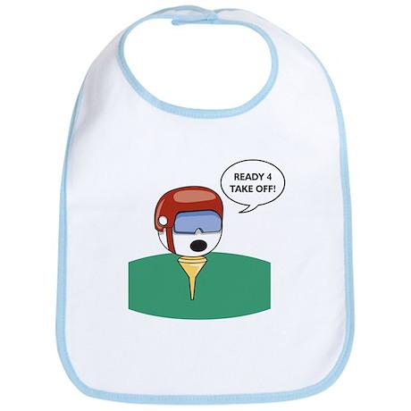 Golf Helmet Bib