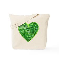 St Patricks Happy O'Birthday Tote Bag