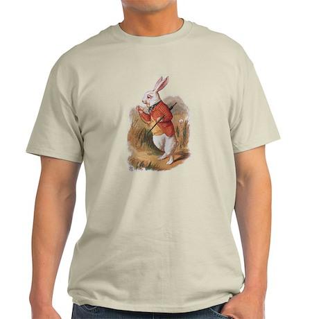 I'm Late! Light T-Shirt