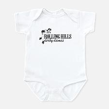 Rolling Hills Derby Dames Infant Bodysuit