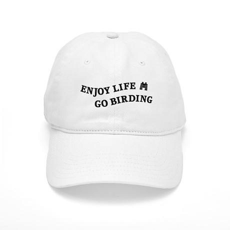 Enjoy Life Go Birding Cap