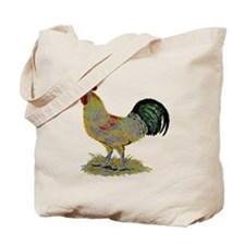 Rooster Freestyle Tote Bag