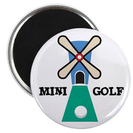 Mini Golf Magnet