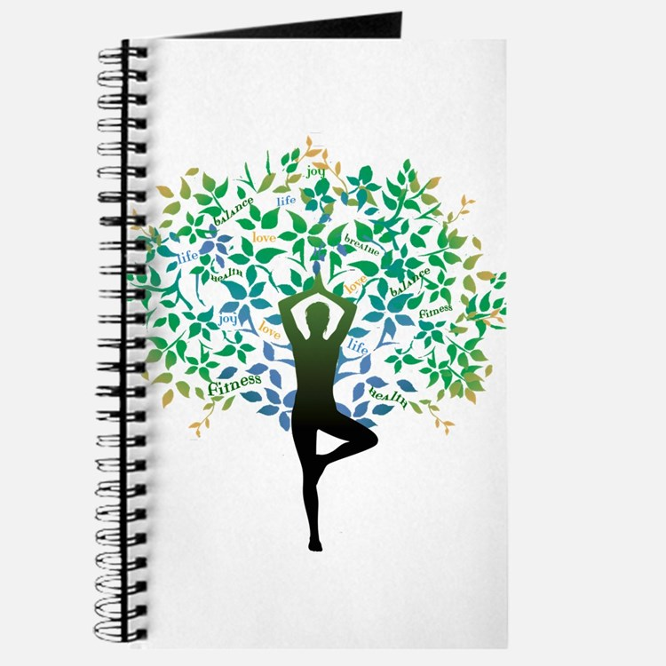 YOGA TREE POSE Journal