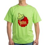 Senor Pizza Green T-Shirt