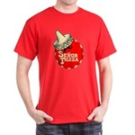 Senor Pizza Dark T-Shirt