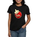 Senor Pizza Women's Dark T-Shirt