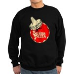 Senor Pizza Sweatshirt (dark)