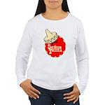 Senor Pizza Women's Long Sleeve T-Shirt