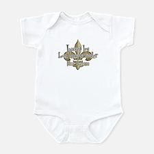 Laissez les bon temps NOLA Infant Bodysuit