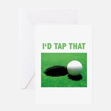 I'd Tap That Greeting Card