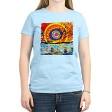 Lost Oceanic Beach Splash T-Shirt