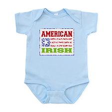 American Irish Infant Bodysuit