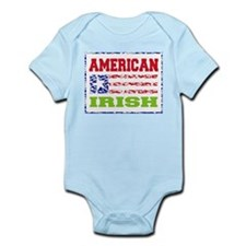 American Irish Infant Bodysuit