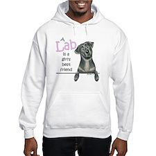 Black Lab BF Hoodie