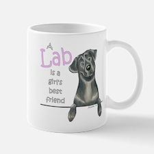 Black Lab BF Mug