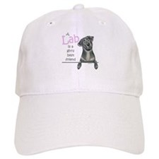 Black Lab BF Baseball Cap